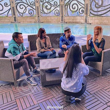 Zin™ Interview di Wyndham Hotel Surabaya